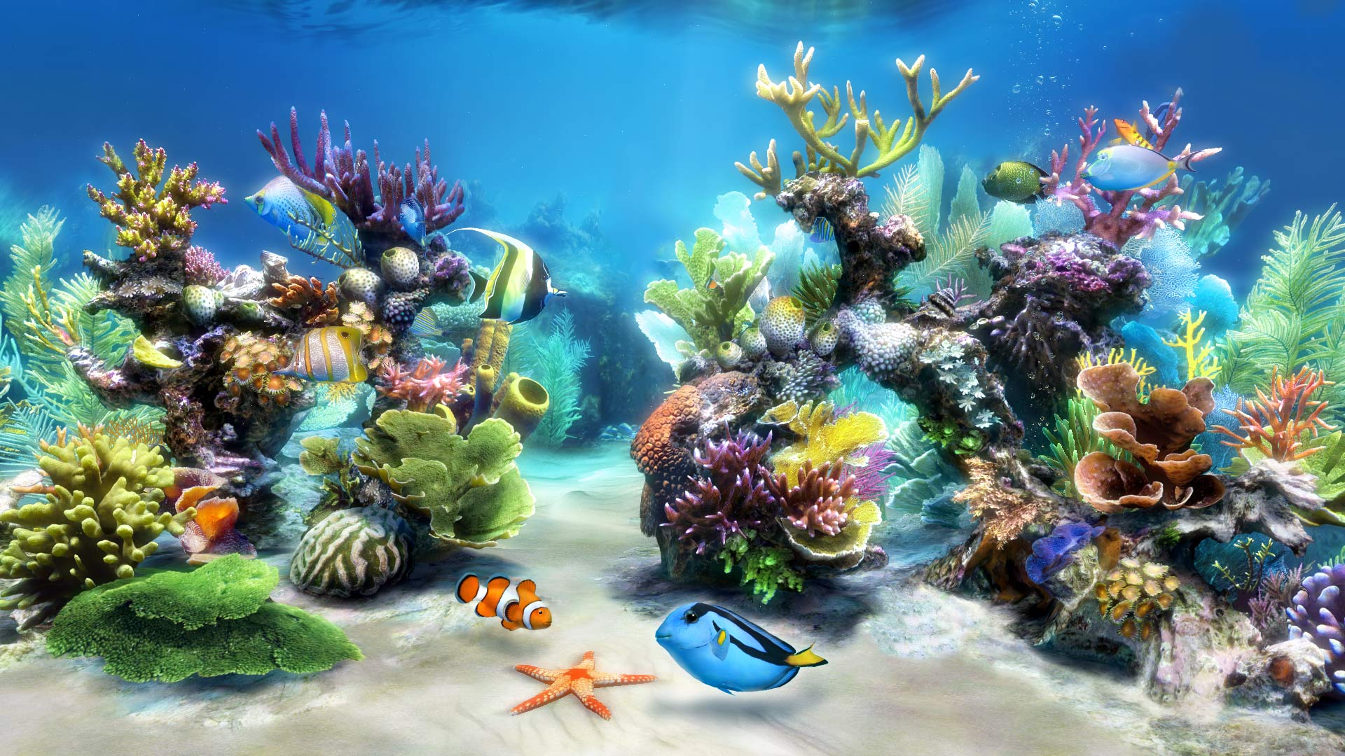 Sim Aquarium   Virtual Aquarium, Screensaver And Live Wallpaper